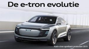Audi etron 2019